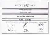 FITNESS & WELLNES CONVENTION 2007
